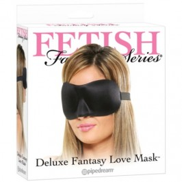 DELUXE FANTASY LOVE MASK FETISH FANTASY SERIES