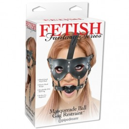 MÁSCARA MASQUERADE BALL GAG RESTRAINT FETISH FANTASY SERIES