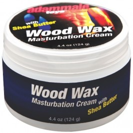 ADAM MALE TOYS WOOD WAX MASTURBATION CREAM 124G