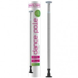 PROFESSIONAL DANCE POLE SILVER