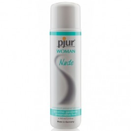 PJUR WOMAN NUDE WATER BASED LUBRICANT 100ML
